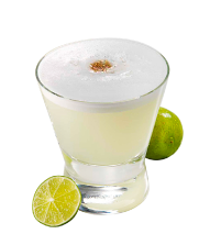 Meyer Lemon Pisco Sour Recipe — Dishmaps